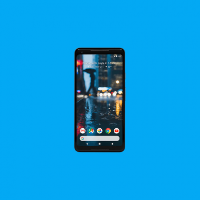 The Google Pixel 2 and Google Pixel 2 XL Will Receive 3 Years of Updates