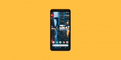 The Google Pixel 2 has a Hidden, but Disabled, Dark Theme