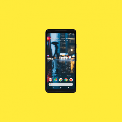Project Treble in Action: Google Pixel 2's Graphics Drivers come Pre-Installed as an App