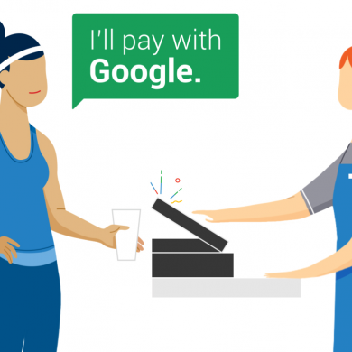 """""""Pay with Google"""" Officially Launched, Speed Through the Checkout!"""