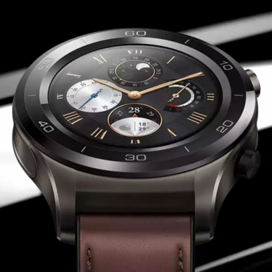 Huawei Watch 3 is confirmed, but isn't coming anytime soon