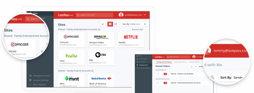 LastPass Families General Availability Announced