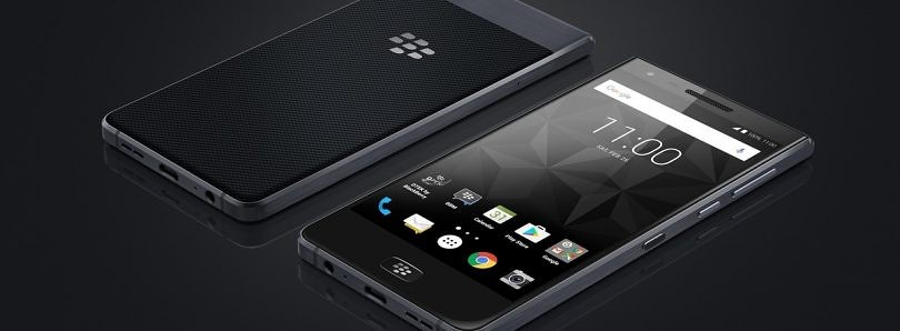 BlackBerry Motion Announced at GITEX Technology Week, A Midrange Device from BlackBerry