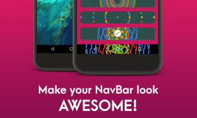 NavBar Animations Adds Animations to Your Home Button Without Root