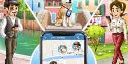 Telegram v4.4 Update Adds Live Locations, New Media Player and More