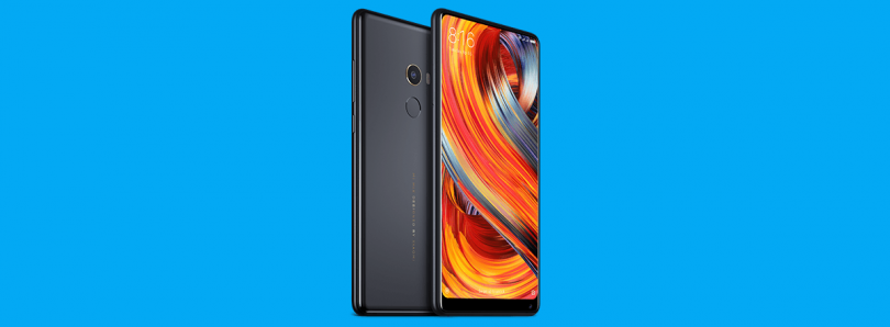 Xiaomi Mi Mix 2 Receives a Price Cut in India, Now Available for Rs. 32,999 (~$520)