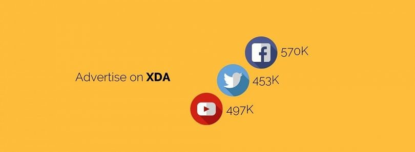 Advertise with XDA