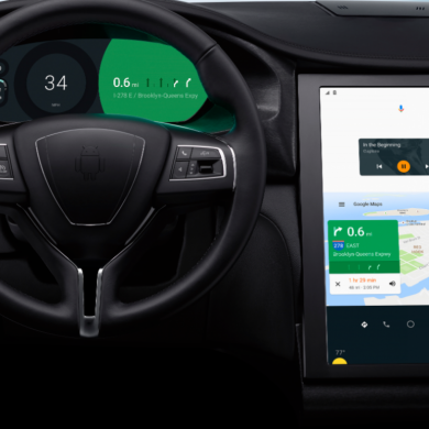Google is working on an Android Automotive Emulator for the Android SDK