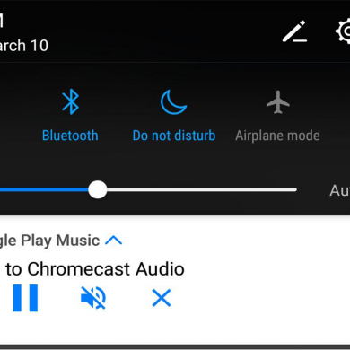 Google Cast Notifications are Broken for Apps Targeting Android Oreo, Google Promises a Fix