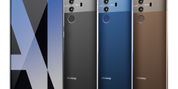 [Update: More Images] Huawei Mate 10 Pro Render Images Leaked by Evan Blass