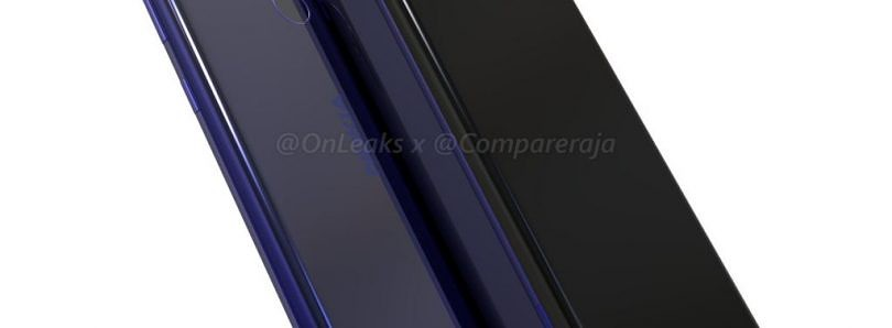 Nokia 9 Renders Show Off Dual Camera and Lack of Headphone Jack