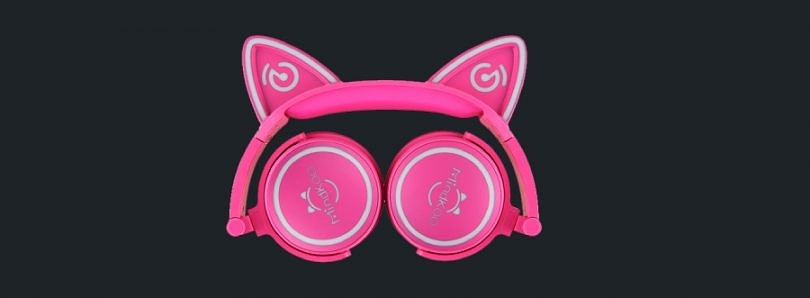 These Popular MindKoo Unicat Kid's Headphones are 35% Off