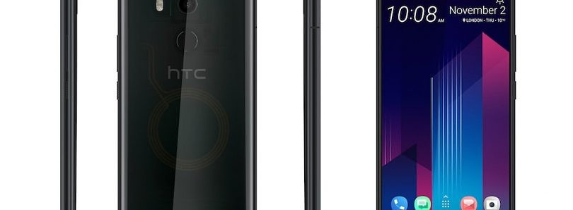 HTC Officially Launches the HTC U11+: 6″ QHD+, Snapdragon 835, 3,930mAh Battery (Not Coming to U.S.)