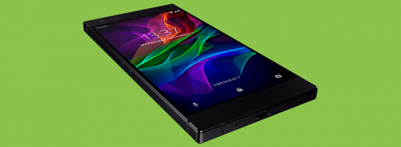 [Hands on] Razer Phone Android Oreo developer preview adds a new gesture, Dolby Atmos app, and display profiles