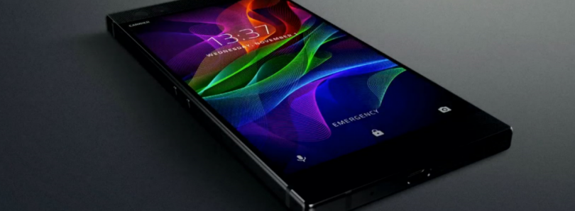 Razer Phone Officially Announced: 120Hz Display, Snapdragon 835, 8GB RAM and 4,000mAh Battery