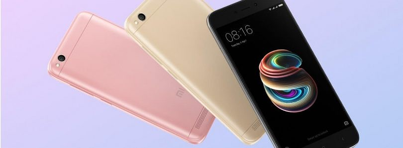 Xiaomi Redmi 5A Launched in India with Snapdragon 425 and 13MP Rear Camera