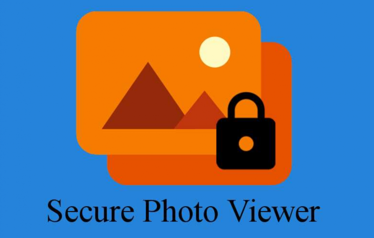 Safely Show Pictures to your Friends with Secure Photo Viewer