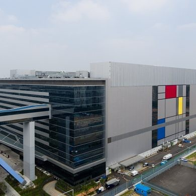 Samsung Begins Mass Production of Second-Gen 10nm FinFET Chips