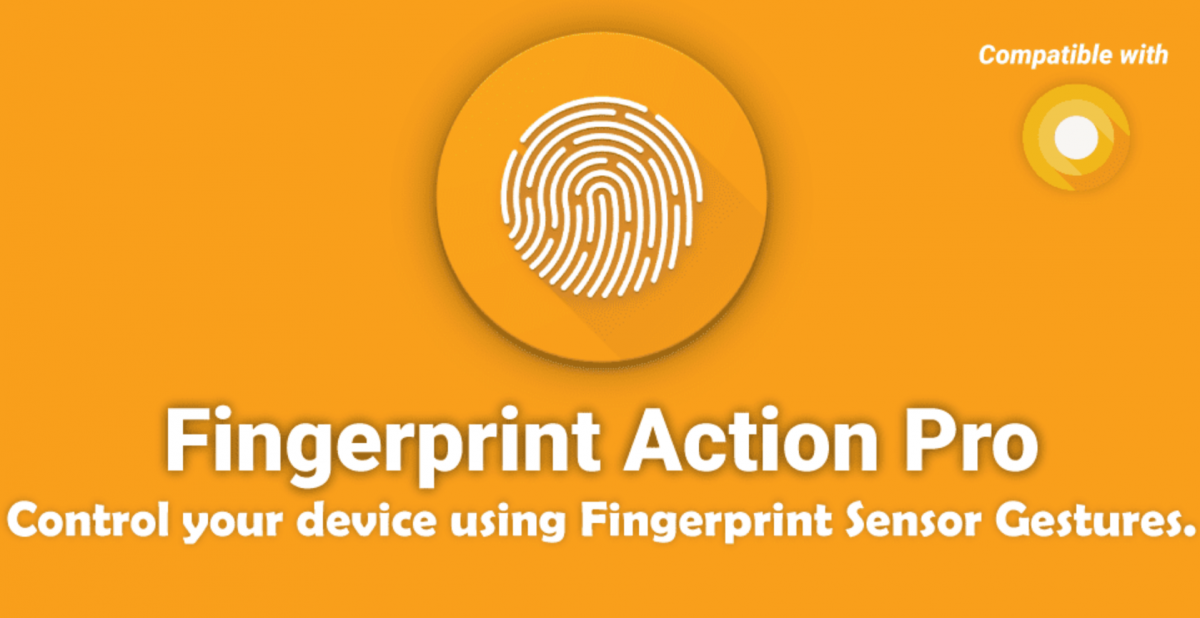 action pro lets you control your device fingerprint gestures fingerprint action pro lets you control your device fingerprint gestures