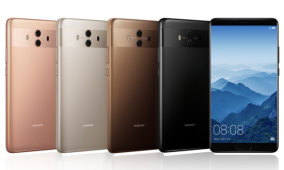 U.S. Huawei Mate 10 Pro will have a single SIM and support VoLTE on T-Mobile