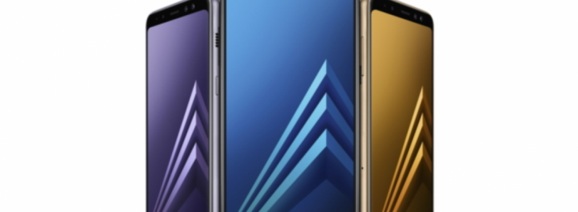 Samsung Galaxy A8+ (2018) Launched in India for Rs. 32,990 ($518)