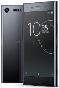 Sony XZ Premium Front and Back
