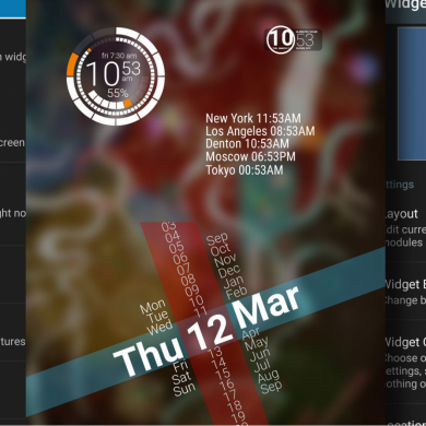 """Popular Theming App """"Zooper Widget"""" has been Removed from the Play Store [Updated: It's back]"""