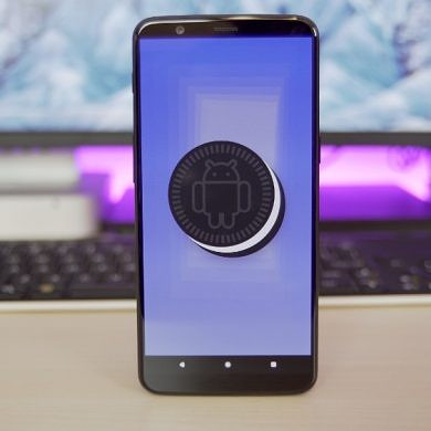 OmniROM on the OnePlus 5T