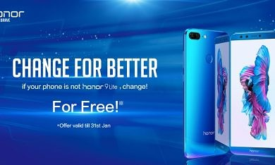 Honor 9 Lite Launch Event Recap; Win One of 5 Honor 9 Lites