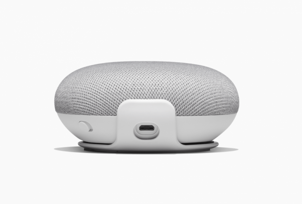 Google Home Mini Wall Mount Now Available on the Google Store