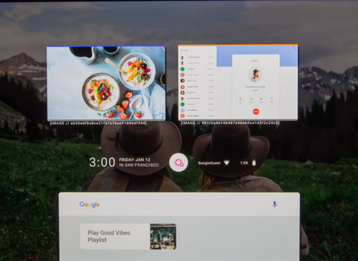 This is Google's Fuchsia OS running on the Pixelbook [Video] | xda