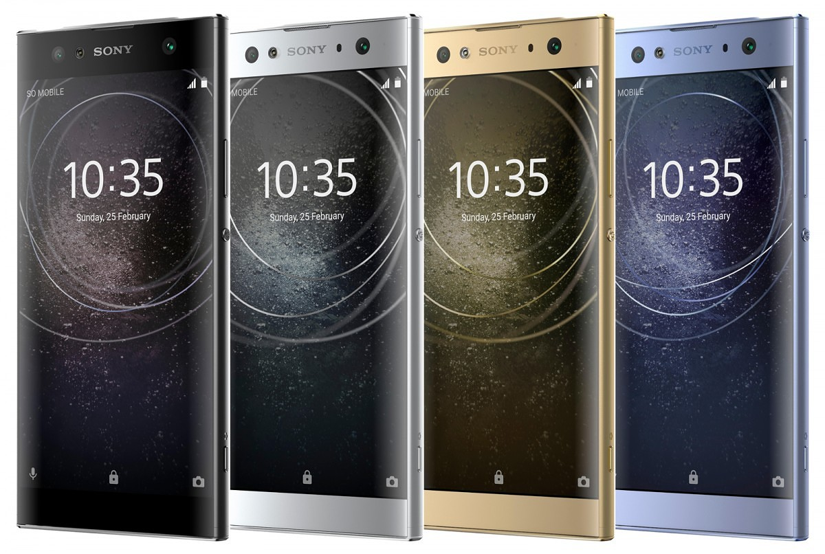 leak reveals specs of the sony xperia xa2 xa2 ultra and l2. Black Bedroom Furniture Sets. Home Design Ideas