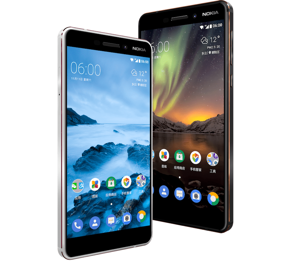 Nokia 6 (2018) launched in China