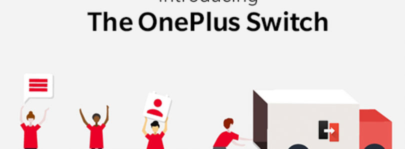 OnePlus Switch Makes Migrating to a OnePlus Device Super Simple