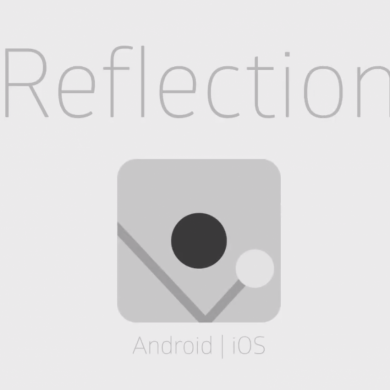 Reflection is a Free, Simple, Geometry-based Puzzle Game