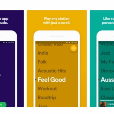 Spotify Experiments with a Free Playlist-Only App Called Stations