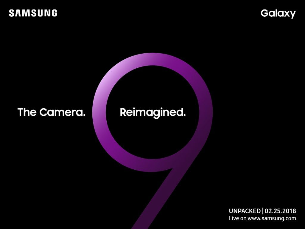 In late-breaking photo leak, Galaxy S9 bares it all