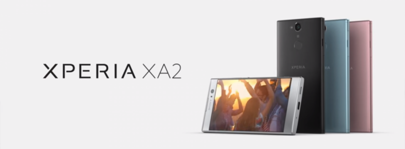 [Update: Pricing and availability] The Sony Xperia XA2, Sony Xperia XA2 Ultra and Sony Xperia L2 Will Carry Fingerprint Sensors in the US