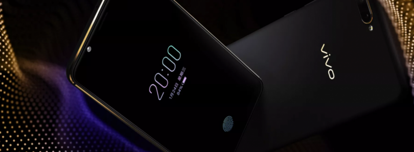 Vivo X20 Plus UD Announced: First Phone with an In-Display Fingerprint Scanner