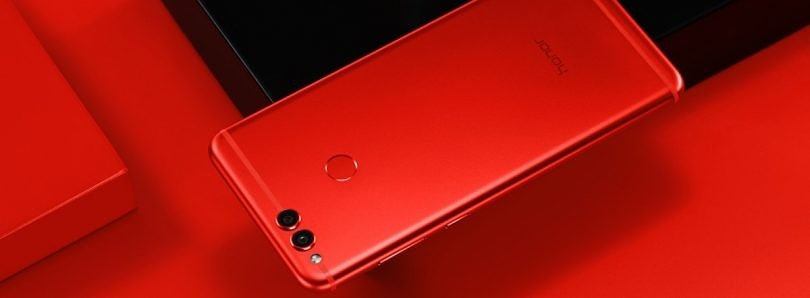 Honor View 10 arriving internationally January 8th, Honor 7X Red Model coming to U.S.