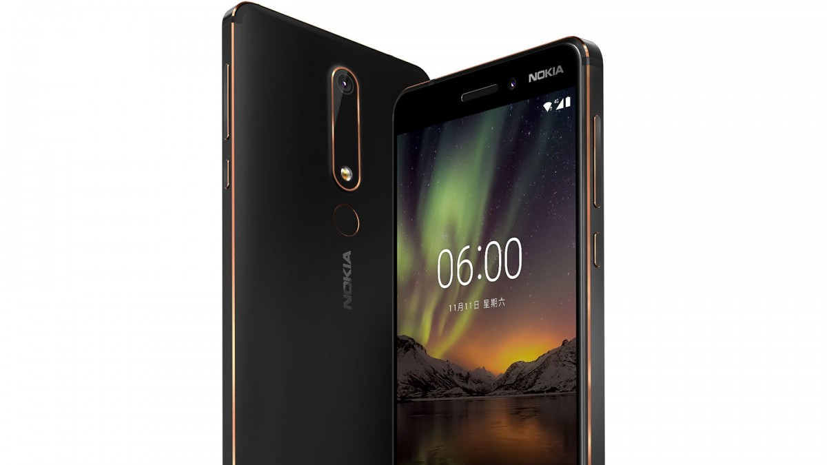 ew Nokia 6 is flagship device for Google's Android One