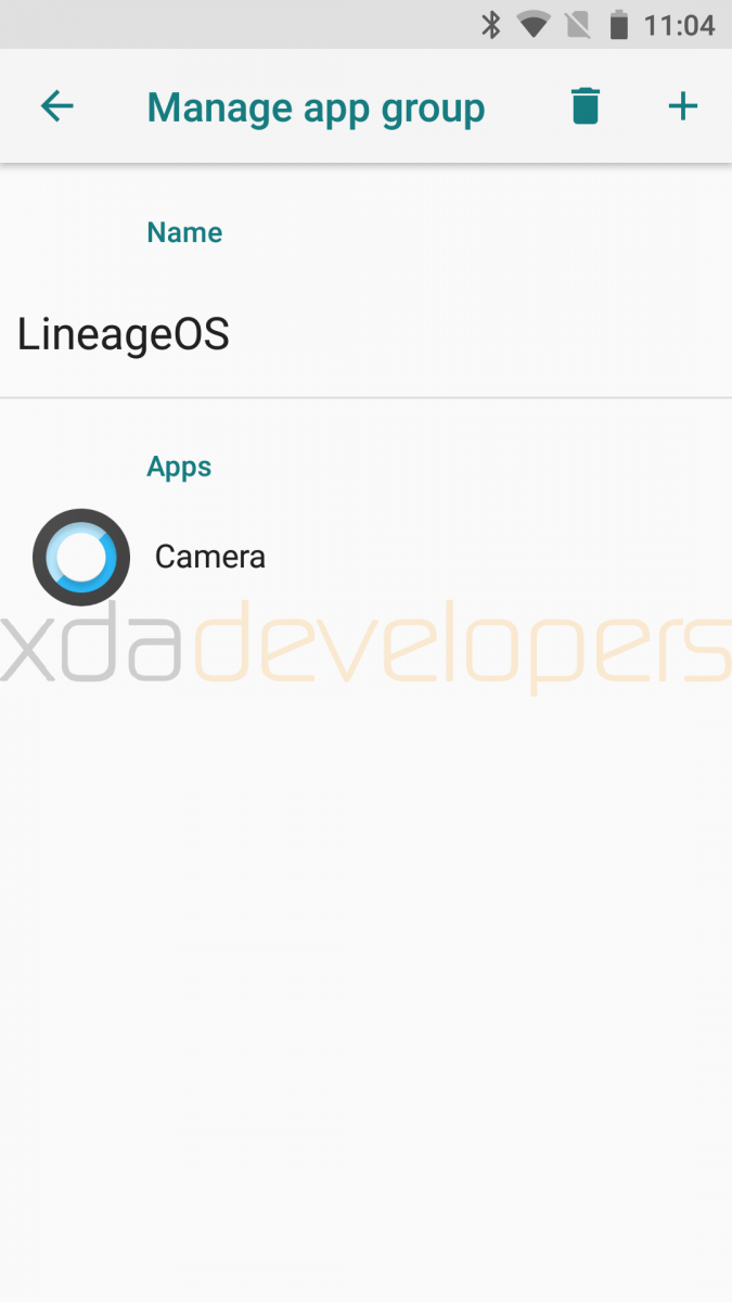 xda-developers xda: LineageOS 15 1 Feature List Overview