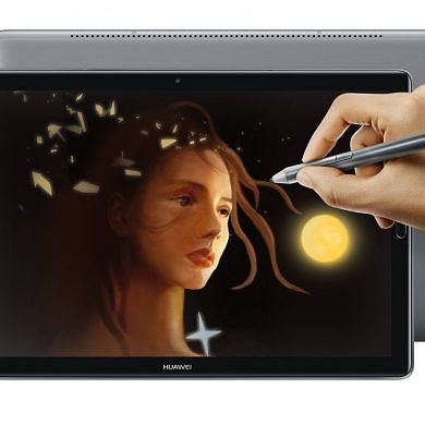Huawei Anounces MediaPad M5 Tablets with Kirin 960 SoC and Android Oreo