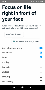 Reply Smart Replies Hangouts, Twitter, Whatsapp, Android Messages, Slack