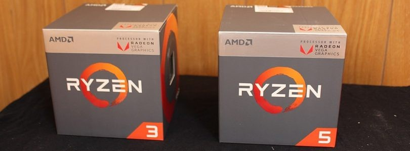 AMD Ryzen with Vega: The Ryzen We've Come to Like Gets Even Better