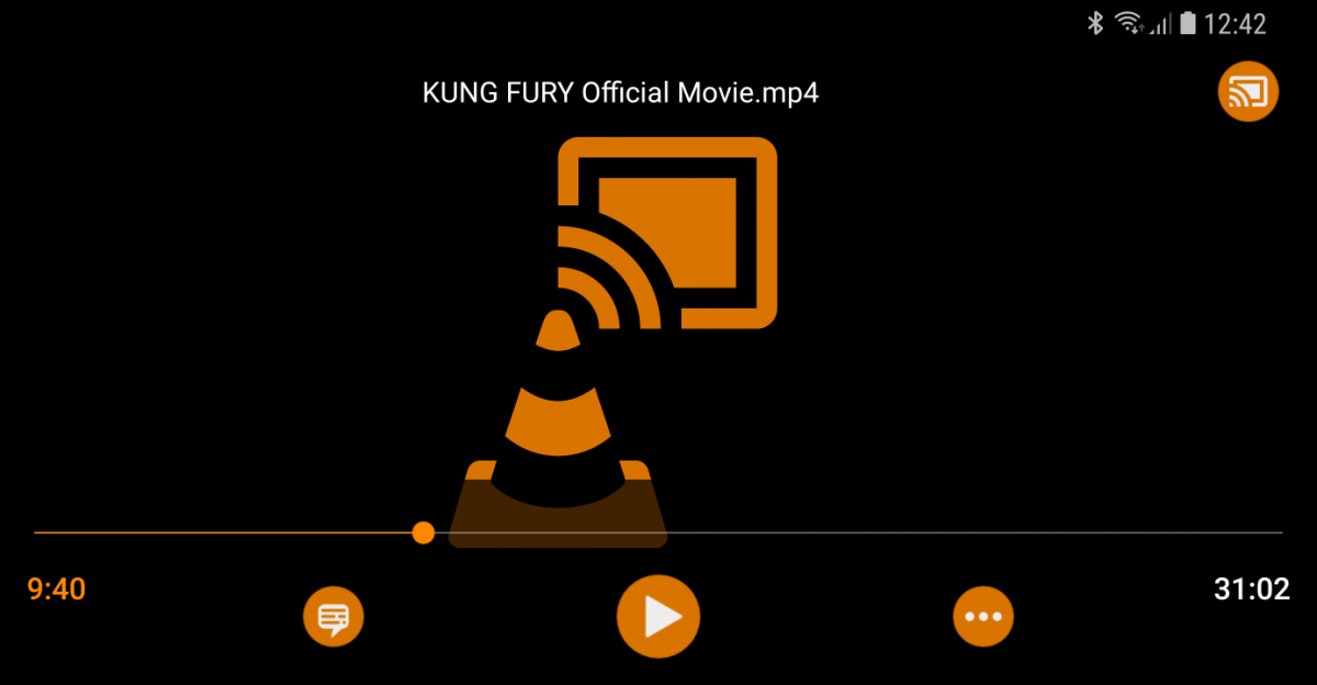 How To Cast Video Using VLC 3