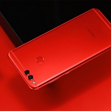 Honor 7X Available in Red for Limited Time