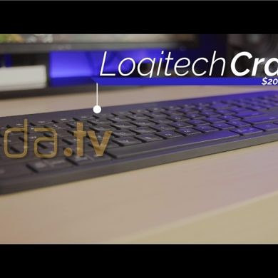 Logitech Craft Keyboard Review