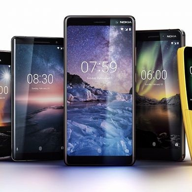 HMD Global Announces Nokia 8 Sirocco, Nokia 7 Plus, new Nokia 6, and Nokia 1 Android Go Phone