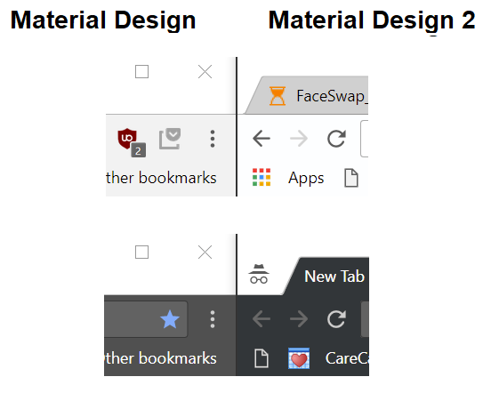finally the commit adds a new istouchoptimizedmaterial flag to the materialdesigncontroller which might refer to touch optimized material design 2 - Design Of Pictures